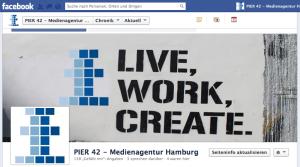 Einführung der Seiteninfo Schaltfläche auf der Facebook Fanpage