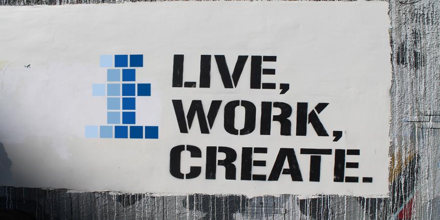 PIER 42 Motto 2013: Live, Work, Create!!!!